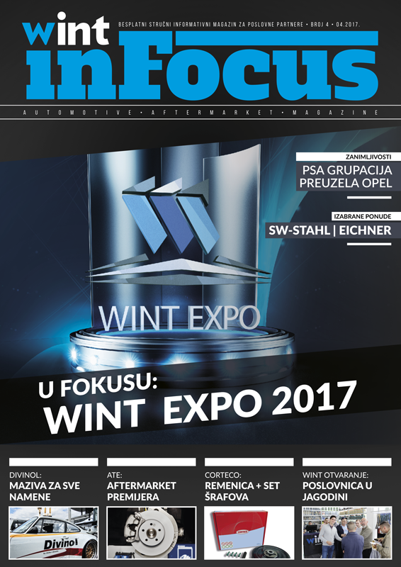 WINT InFocus - Broj 4 - April 2017